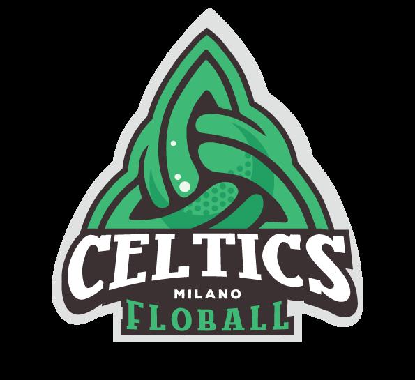 Logo Celtics Milano Floball BAS
